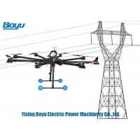 Wholesale Rotor Of Drone 15-28 Inch Full Carbon Fiber UAV Drone For Power Line Using from china suppliers