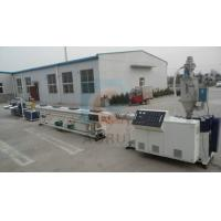 Wholesale Plastic Pipe Making Machine , High Speed PERT Pipe Production Line from china suppliers