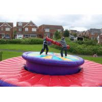 Wholesale Ultimate Duel Inflatable Gladiator Arena Crazy 30FT Diameter from china suppliers