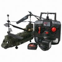 China 3CH-47 Chinook R/C Helicopter, Altitude and Rotor Speed Control on sale