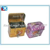 Wholesale colorful tin coin box from china suppliers
