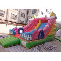 Wholesale Outdoor Waterproof Commercial Inflatable Slide With Shoes Shape , EN71 from china suppliers