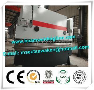 Buy cheap High Strength CNC Hydraulic Press Brake Machine 3 Phase 380V / 50hz from wholesalers