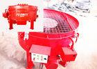 China Refractory Portable Concrete Mixer Low Energy Consumption Simple Structure for sale