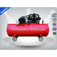 China Blow Moulding High Pressure Air Compressor / Reciprocating Air Compressor With Tank on sale