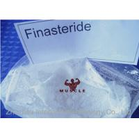 Wholesale 99% Pharmaceutical Raw Material Finasteride Hair Growth Steroids For Male CAS 98319-26-7 from china suppliers