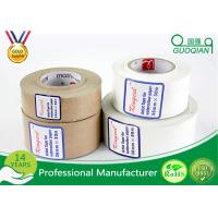Wholesale Self Adhesive Custom Printed Kraft Tape Environment Protection from china suppliers