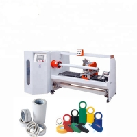 Wholesale 5HP YUYU 76.2mm 270mm Tape Roll Cutting Machine from china suppliers