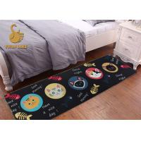 Wholesale Eco - Friendly Indoor Area Rugs / Underlay Felt Chenille Living Room Carpet from china suppliers