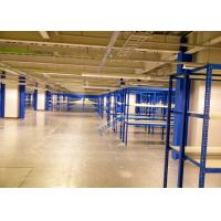 Wholesale Blue Selective Boltless Industrial Shelving 225 Kg Per Level Material Handling Racks from china suppliers