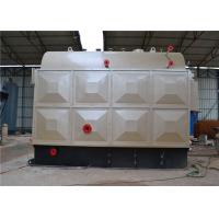 China Textile Industry Biomass Steam Boiler Natural Circulation Horizontal Style for sale