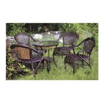 wicker/rattan/outdoor set furniture A-1034 B-204 for sale