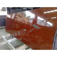 Natural Red Granite Slab for Countertop (IMEX-101) for sale