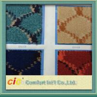 Wholesale Waterproof Automotive Carpet , Nowoven Carpet Material Hand Tufted Jacquard from china suppliers