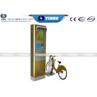 Wholesale Electronic Lock Bike Docking Station Outdoor Paint For Public Transportation from china suppliers