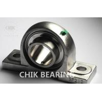 Wholesale Chrome Steel Tapped Pillow Block Bearing Precision Corrosion Resistant from china suppliers