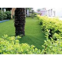 Hotel Health Green Landscaping Artificial Grass Recyclable 40mm Height