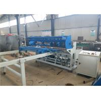 Buy cheap Galvanized Steel Wire Automatic Wire Mesh Welding Machine 4.0KW Stable Performance from wholesalers