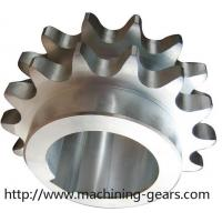 China Large Diameter Stainless Steel Conveyor Chain Sprocket ISO 9000 Certificated on sale