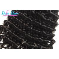 "Wholesale Black Women 8"" / 10"" Healthy Spiral Curl Mongolian Hair Extensions Weft from china suppliers"