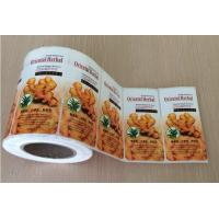 Wholesale Waterproof Self Adhesive Glossy Labels / Sticker / Maker Custom Glossy PET Printing from china suppliers