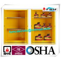 Wholesale Explosion Proof Chemical Storage Cabinets With Adjustable Shelf For Gas Cylinders from china suppliers