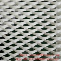 Wholesale aluminum expanded metal mesh for window screen partition decoration from china suppliers