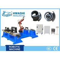 Buy cheap 6 Axis Welding Robot Machine Auto Car Seat Accessories Spare Parts Automatic MIG/ CO2 / TIG Welder from wholesalers