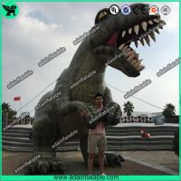Wholesale Giant Advertising 5m Inflatable T-REX Dinosaur Event Inflatable Animal Model from china suppliers
