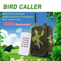 Wholesale Newgood Mp3 Bird caller speaker with 1000 meters remote control support from china suppliers
