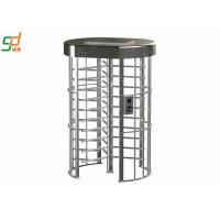 Wholesale Single Full Height Turnstile Smart High Security  Gym Barrier Gate from china suppliers