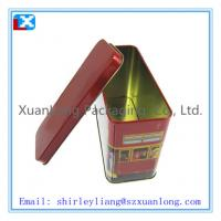 Wholesale Rectangle Metal Tins For Biscuit/Candy from china suppliers