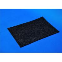 Wholesale Black Non Woven Polyester Felt Fabric Industrial Cloth Needle Punched from china suppliers
