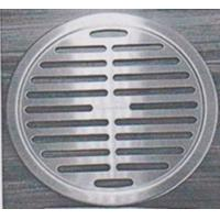 Export Europe America Stainless Steel Floor Drain Cover11 With Circle (Ф150.8mm*3mm) for sale