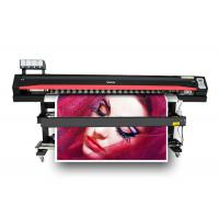 Buy cheap LOCOR Professional Outdoor Inkjet DX5 Printer Plotter Vinyl Graphics Banner Sticker Poster Printing Machine from wholesalers