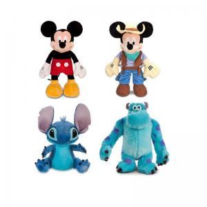 China Fashion Disney Monsters University Sullivan Baby Plush Toys Soft 25cm on sale