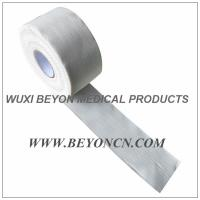 Wholesale White Non - Elastic Strip Glue Sports Strapping Tape Fix Hot Cold Packs In Position from china suppliers