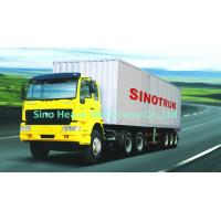 Wholesale Red 6x4 Prime Mover Truck EURO II , 5 ton Transport Semi Trailer Truck , Color Can Be Selected from china suppliers