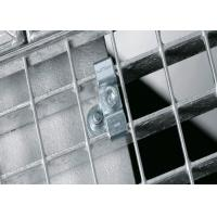 Wholesale Heavy Duty Galvanized Steel Grating Clips Power Plant Suit ISO 9001 Approval from china suppliers