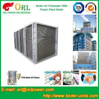 Quality Plant Boiler Steam Air Preheater APH For Petroleum Oil Chemical Industry for sale