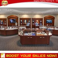 Wholesale High quality intelligent display jewellery showroom furniture design from china suppliers