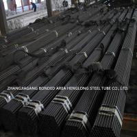 China ASME SA210 Stainless Steel Boiler Tubes / Round Boiler Water Tube on sale