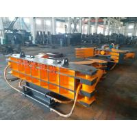 Wholesale Disassembling Bale Breaker Machine With Tongs Route Changeable 600KN Tensile Force from china suppliers