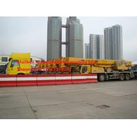 Wholesale XCMG Lifting 35000KG Telescopic Boom Crane 47700mm Lifting Heigth 4 Automatic Landing Gear from china suppliers