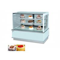 Wholesale 45° Cake Display Cooler / CLN-1500 Commercial Chest Freezer Energy saving from china suppliers