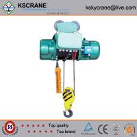 China Electric Hoist Motor, 10ton Gantry Crane Electric Wire Rope Hoist on sale