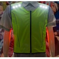 Buy cheap LED Reflective Cycling Safety Vests from wholesalers
