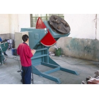 China 120 Degree 0.4rpm 1.1kw 1200kg Automatic Welding Machine on sale