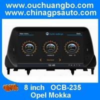Wholesale Ouchuangbo S100 platform DVD stereo Radio Opel Mokka Car GPS Navigation A8 Chipset 3 zone from china suppliers