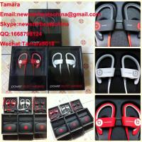 Wholesale HOT!!!New black/white /red beats powerbeats 2 wireless earphone by dr dre from china suppliers